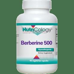 Nutricology Berberine 500 90 vegcaps N72812