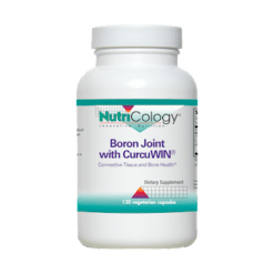 Nutricology Boron Joint with CurcuWin 120 vegcaps N71617