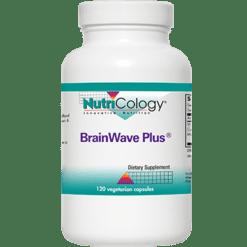 Nutricology Brainwave Plus 120 vegetarian capsules BRA24