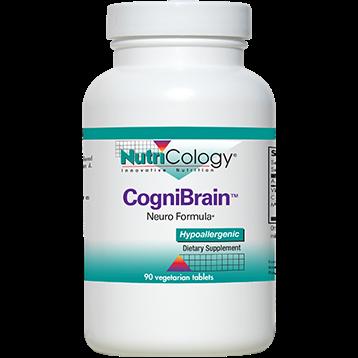 Nutricology CogniBrain 90 vegtabs N57010
