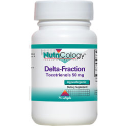 Nutricology Delta Fraction Tocotrienols 75 gels DELT1