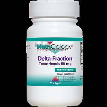 Nutricology Delta Fraction Tocotrienols 75 gels DELT1