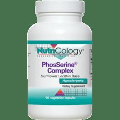 Nutricology PhosSerine Complex 90 gels PHO31