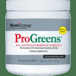 Nutricology Progreens 10 day supply 3 oz N15505