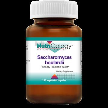 Nutricology Saccharomyces Boulardii 120 ct N52300