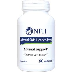 Nutritional Fundamentals for Health Adrenal SAP Licorice free 90 caps NF0164