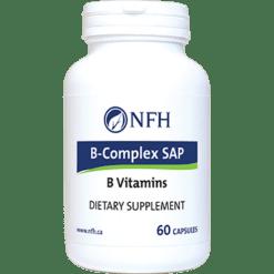 Nutritional Fundamentals for Health B Complex SAP 60 caps NF0117