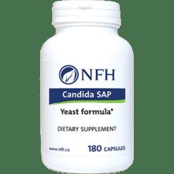 Nutritional Fundamentals for Health Candida SAP 90 caps NF0140
