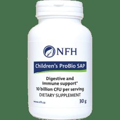 Nutritional Fundamentals for Health Childrens ProBio SAP 30 g NF0179