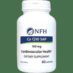 Nutritional Fundamentals for Health Co Q10 SAP 60 caps NF0122