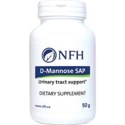 Nutritional Fundamentals for Health D Mannose SAP 50 grams NF0159