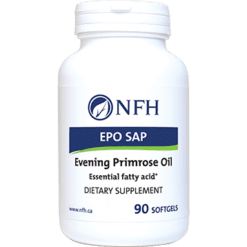Nutritional Fundamentals for Health EPO SAP 90 gels NF0144