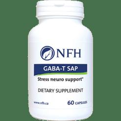 Nutritional Fundamentals for Health GABA T SAP 60 caps NF0183