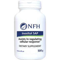 Nutritional Fundamentals for Health Inositol SAP 500 grams NF0165