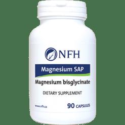 Nutritional Fundamentals for Health Magnesium SAP 90 caps NF0143
