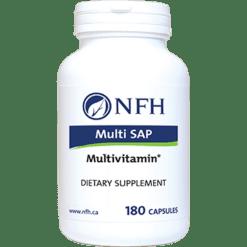 Nutritional Fundamentals for Health Multi SAP 180 caps NF0118