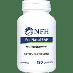 Nutritional Fundamentals for Health Pre Natal SAP 180 capsules NF0134