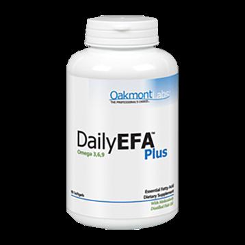 Oakmont Labs Daily EFA Plus 90 gels T36080