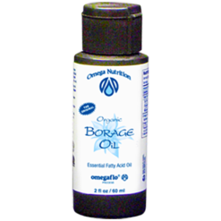 Omega Nutrition Borage Oil 2 oz BOR2