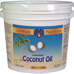 Omega Nutrition Coconut Oil 112 oz COC112