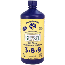 Omega Nutrition Essential Balance Oil Blend 32 oz EBO32