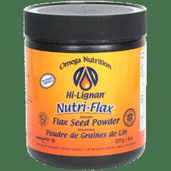 Omega Nutrition Hi Lignan Nutri Flax 227 gms NUF8