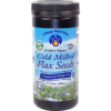 Omega Nutrition Organic Cold Milled Flax Seeds 17.5 oz CMF1