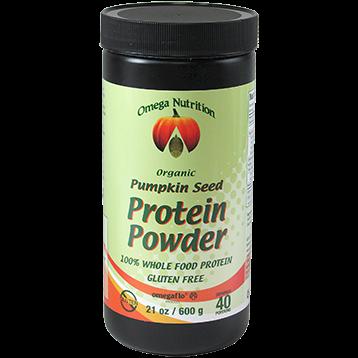 Omega Nutrition Pumpkin Seed Protein Powder 21 oz OM9505