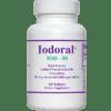 Optimox Iodoralreg 50 60 tablets A71301