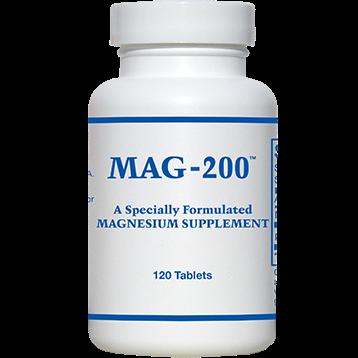 Optimox Mag 200reg 120 tablets A06021