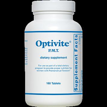 Optimox Optivitereg P.M.T 180 tablets A01033