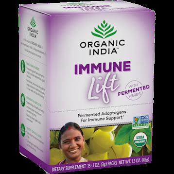 Organic India Immune Lift Box 15 packets R14786
