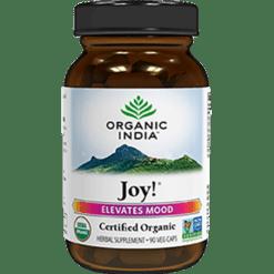 Organic India Joy 90 vegetarian capsules R00472