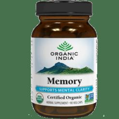 Organic India Memory 90 vegcaps R00724
