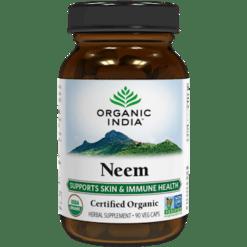 Organic India Neem 90 vegcaps R00540