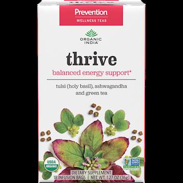 Organic India Prevention Thrive 18 tea bags O00120
