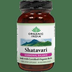 Organic India Shatavari 90 vegetarian capsules R00571
