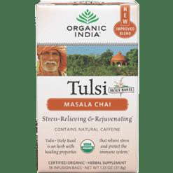 Organic India Tulsi Chai 18 bags R00017