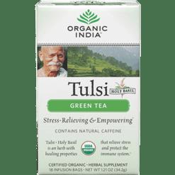 Organic India Tulsi Green Tea 18 bags R00048