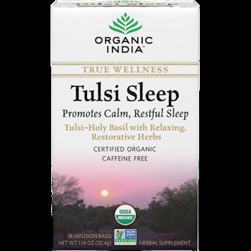 Organic India Tulsi Tea Sleep 18 tea bags O07580