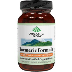 Organic India Turmeric Formula 90 vegetarian capsules R00113