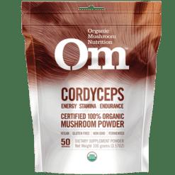 Organic Mushroom Cordyceps militaris 100 g OM2003