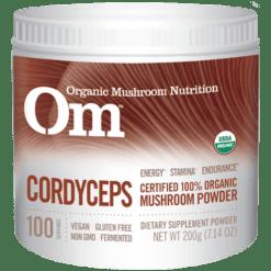 Organic Mushroom Cordyceps militaris 200 g OM4213