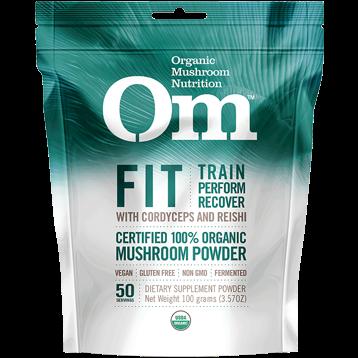 Organic Mushroom Fit 100 g OM2799