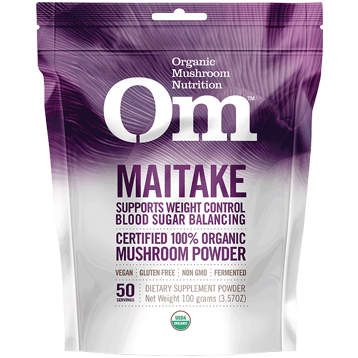 Organic Mushroom Maitake 100 g OM2010