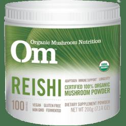 Organic Mushroom Reishi Ganoderma lucidum 200 g OM4220
