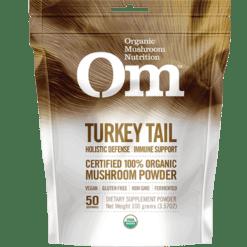 Organic Mushroom Turkey Tail Trametes versicolor 100 g OM2041