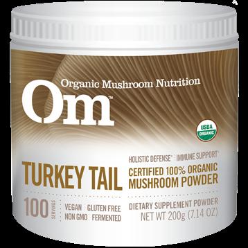 Organic Mushroom Turkey Tail Trametes versicolor 200 g OM4336