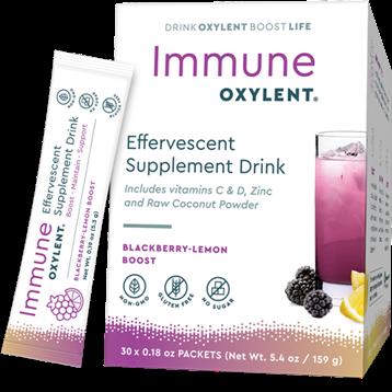 Oxylent Immune Blackberry Lemon 30 packets VT2468