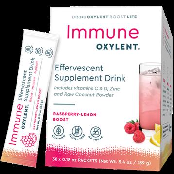 Oxylent Immune Raspberry Lemon 30 packets VT2451